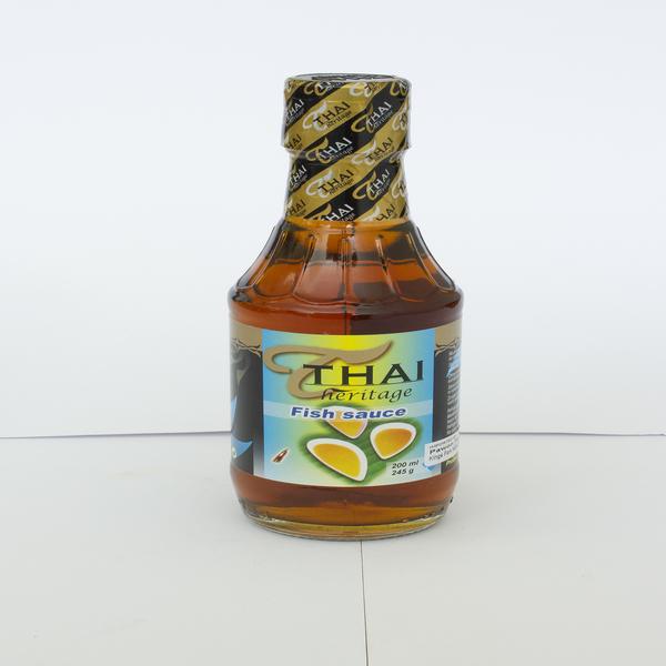 how to make thai fish sauce